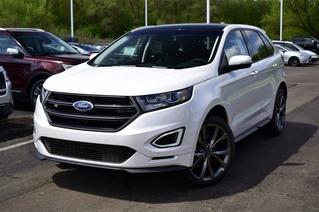 Ford Edge Sport In Mchenry Il Buss Ford