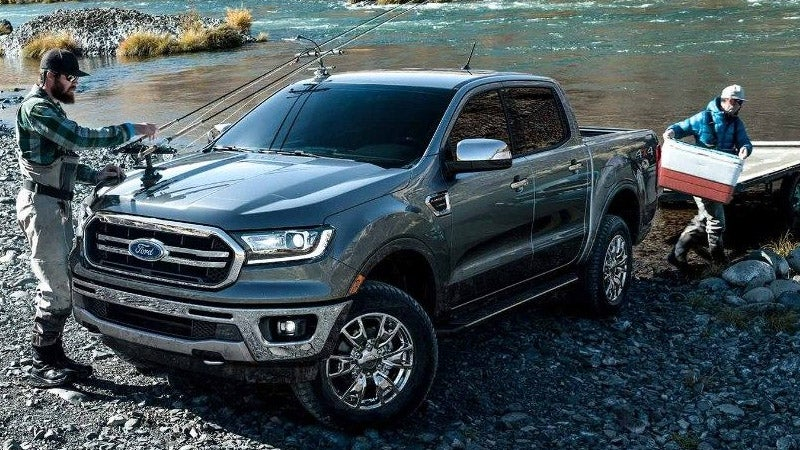 2019 Ford Ranger Ford Ranger In Mchenry Il Buss Ford