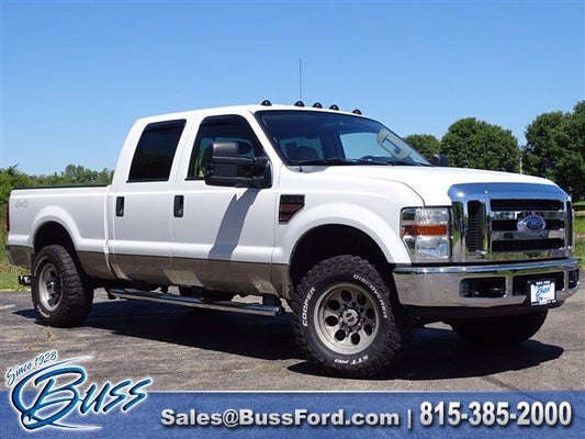 Used 2008 Ford Super Duty F 250 Srw Xlt For Sale In Mchenry Il Buss Ford