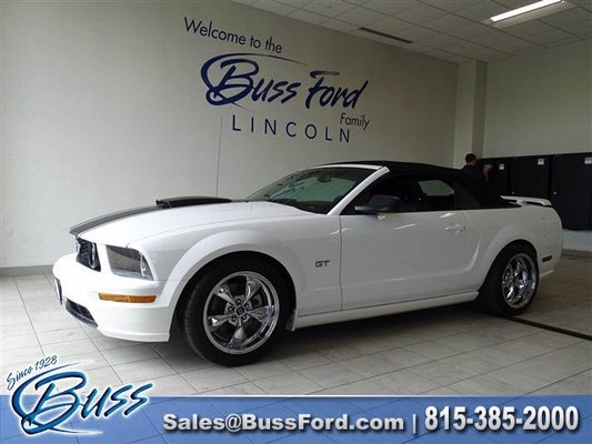 2007 Ford Mustang Gt Premium >> 2007 Ford Mustang Gt Premium