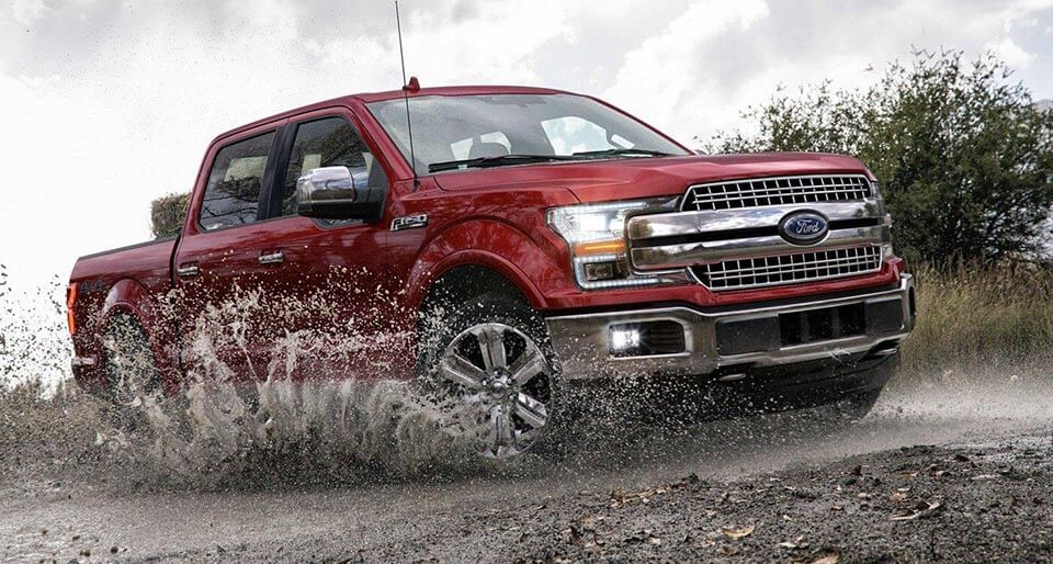 2019 ford truck engine options